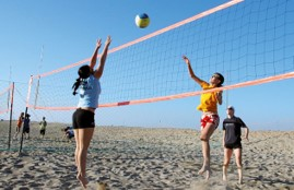 SiT Beach World – AiCS International Youth Sport Camp