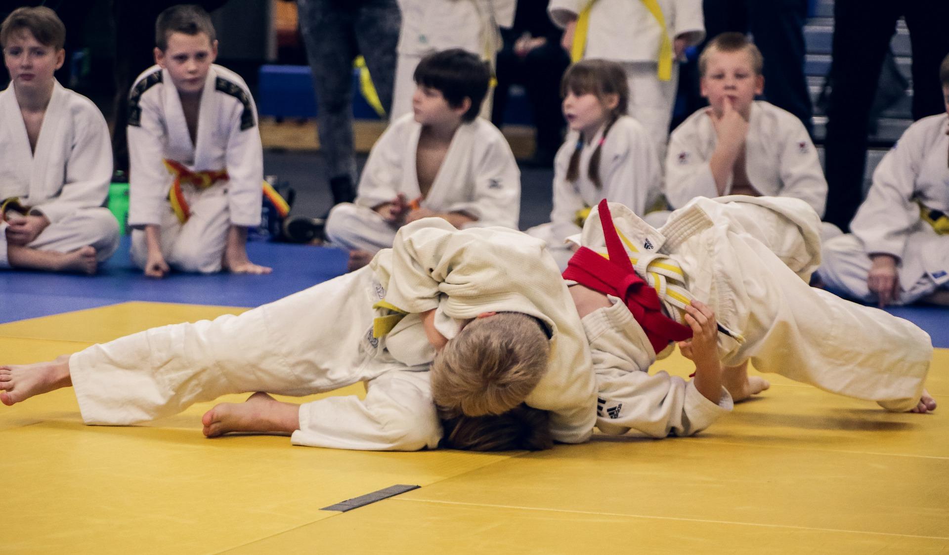 Judo  – Programma
